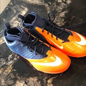 Nike Chicago bears football cleats size 13